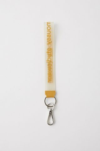 SW RUBBER KEY CHAIN