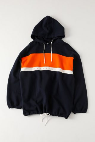 SW EMBROIDERY HOODIE ワンピース