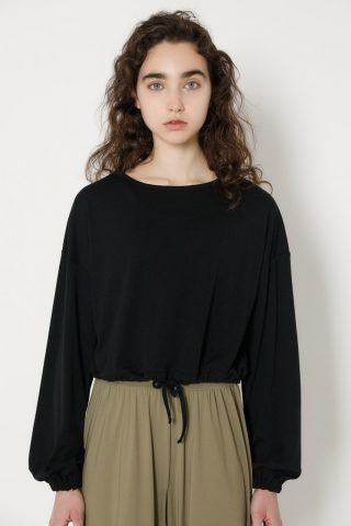 SW PUFF SLEEVE CROP トップス