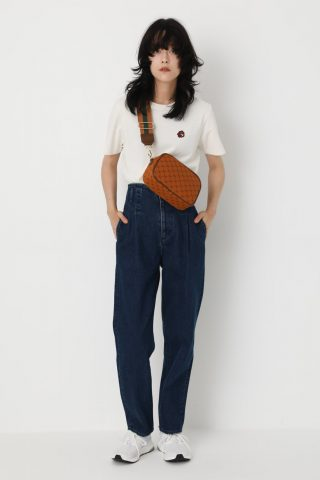 SW HI WAIST DENIM パンツ