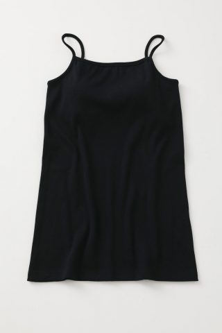 SW RIB CAMI LONG TOP